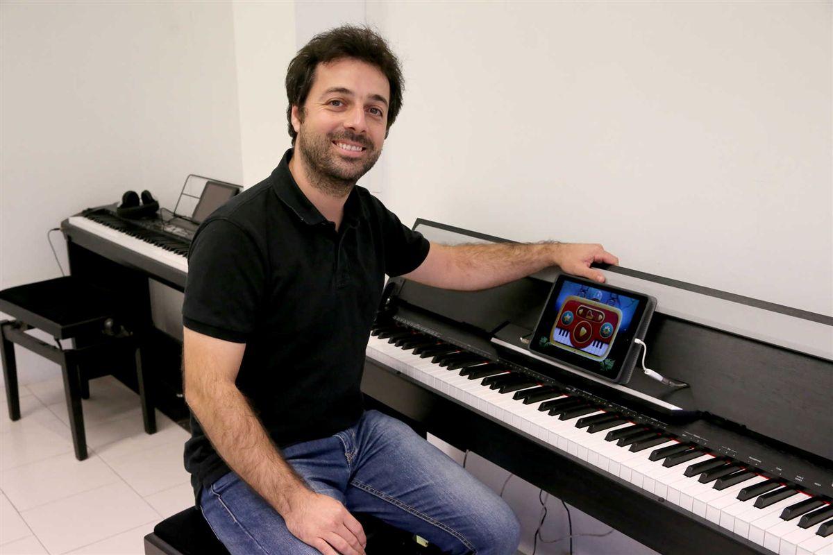 Luis Coelho. Director da Escola