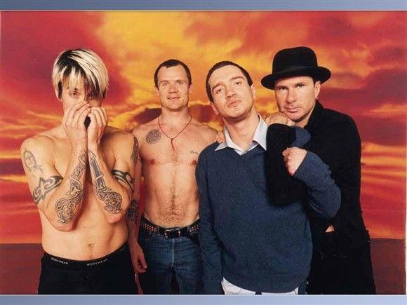 Red Hot Chili Peppers primeira confirmação no Super Bock Super Rock