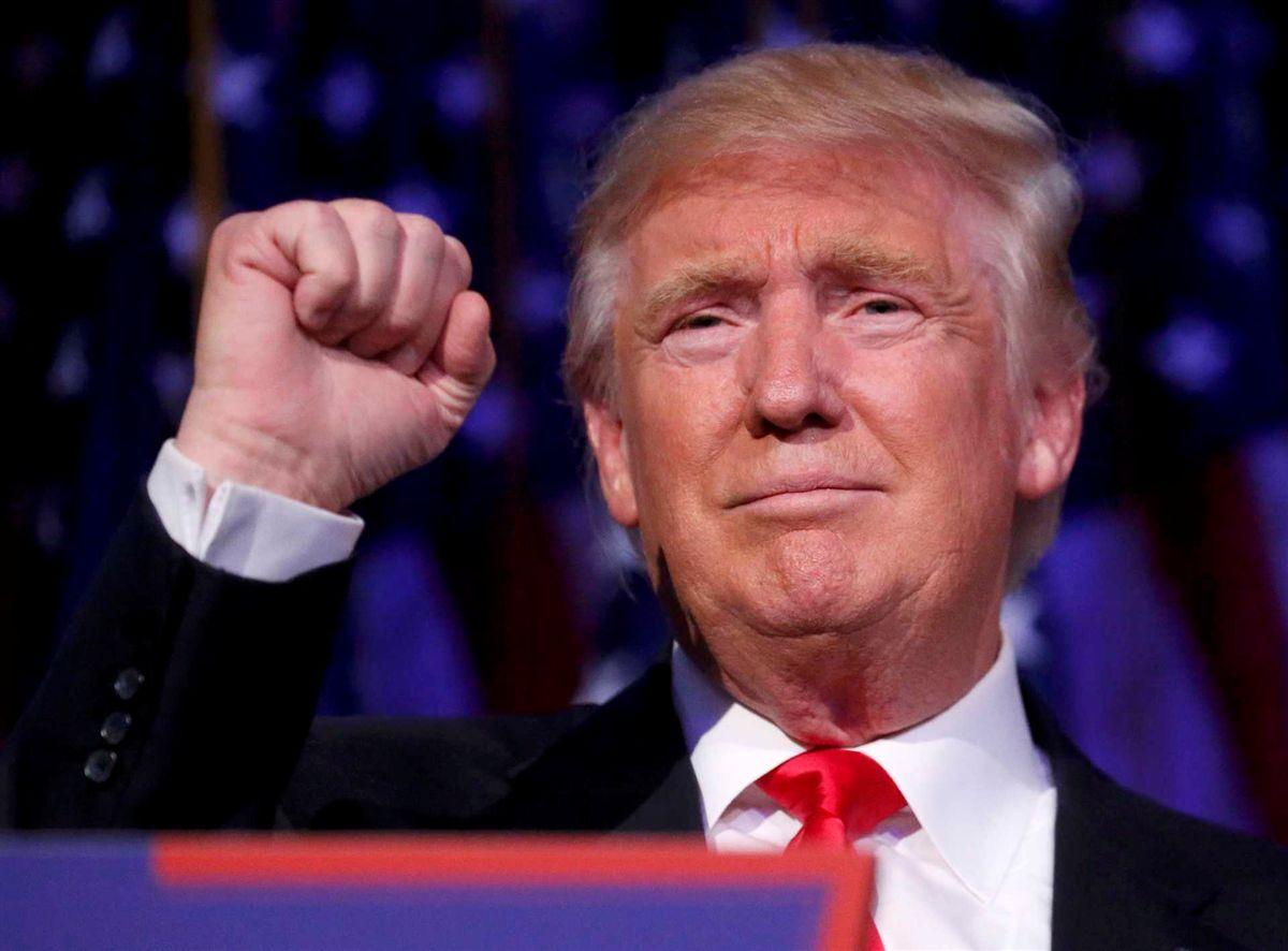 Americanos tomam as ruas contra eleição de Donald Trump