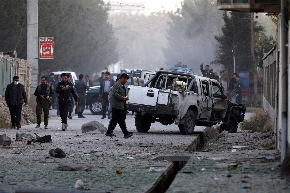 Ataque contra consulado alemão faz dois mortos