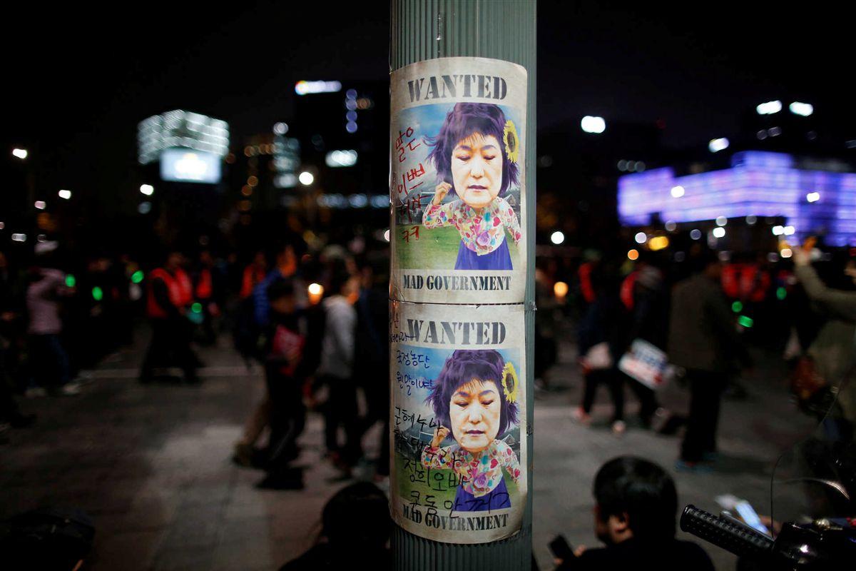Presidente da Coreia do Sul deve ser interrogada sobre caso de corrupção
