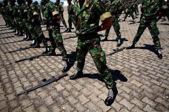 Resultado de imagem para Exército confirma pedido de detenção de militares após morte nos comandos