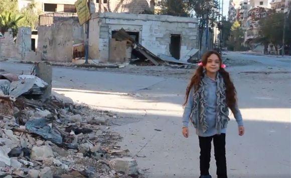 Apagada conta do Twitter da menina que denuncia a guerra na Síria