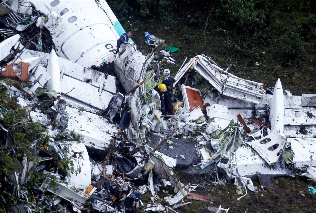 Bolívia investiga companhia aérea que provocou acidente com a Chapecoense