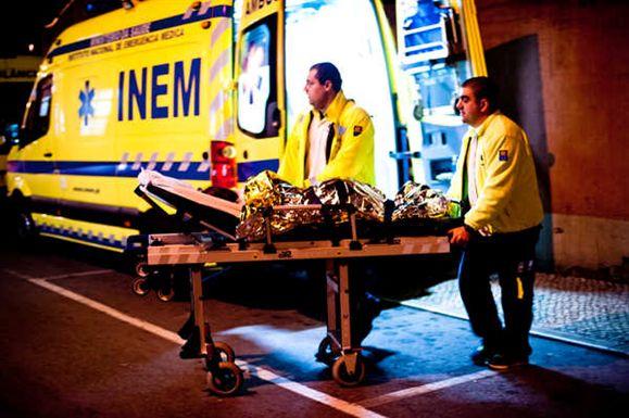 Resultado de imagem para Explosão em pastelaria provocou um ferido grave em Aveiro