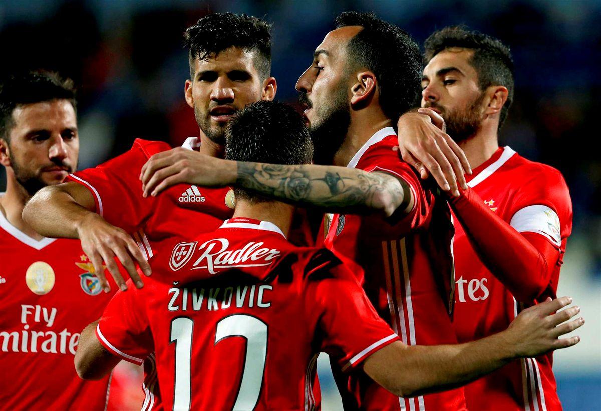 Benfica nos 'quartos' da Taça de Portugal após vencer Real Massamá — Crónica