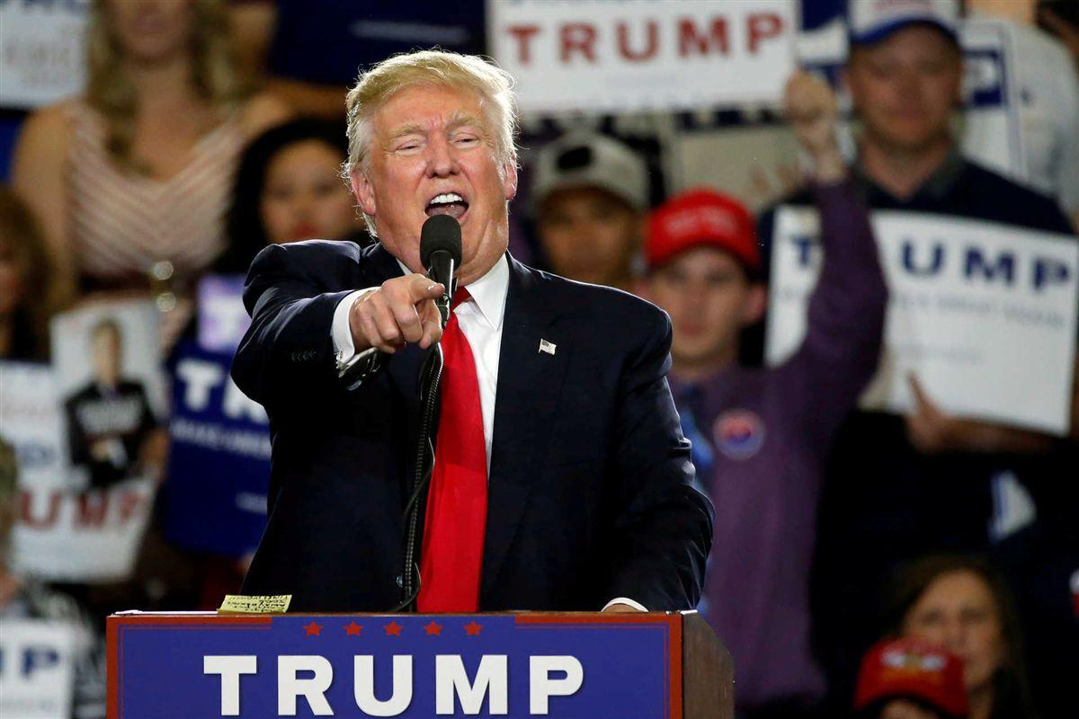 Trump defende ampliação da capacidade nuclear dos EUA