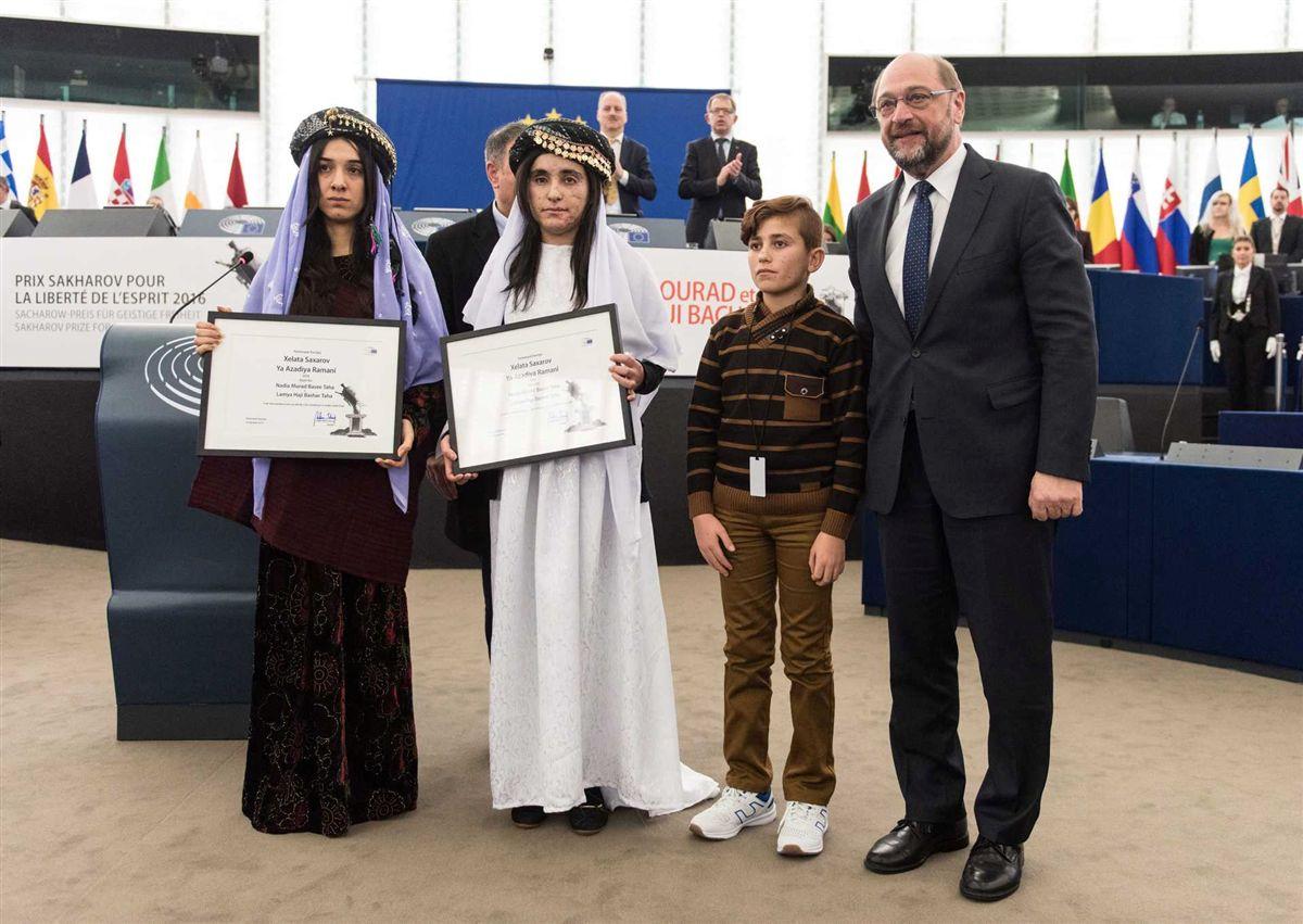 Ativistas yazidi querem que ISIS responda por crime de genocídio