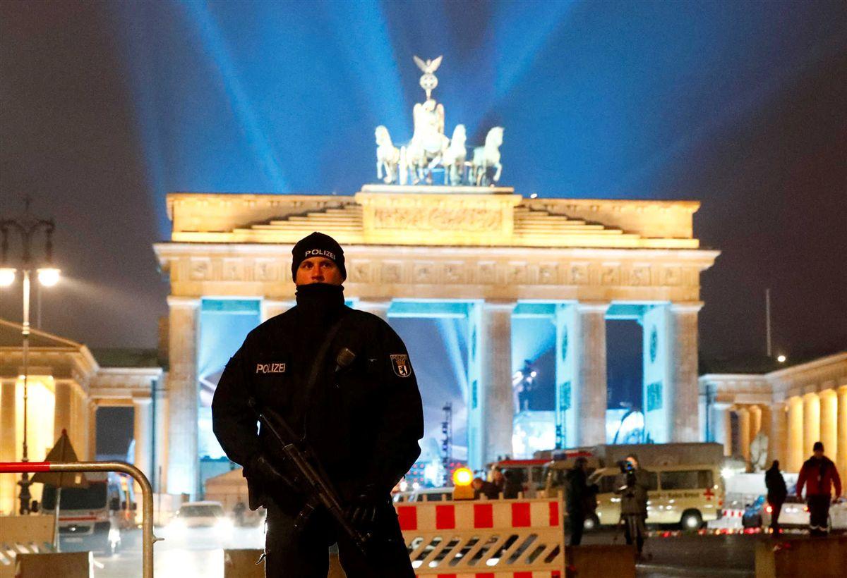 Autoridades investigam suspeito com ligação a atacante de Berlim