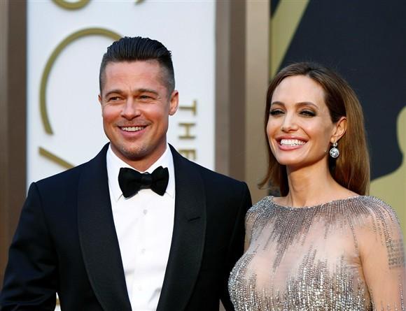 Angelina Jolie e Brad Pitt decidem manter divórcio em sigilo