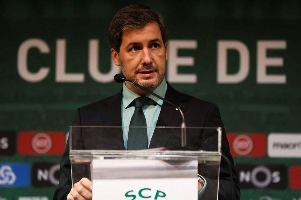 Bruno de Carvalho diz que Sporting nunca iniciou um conflito