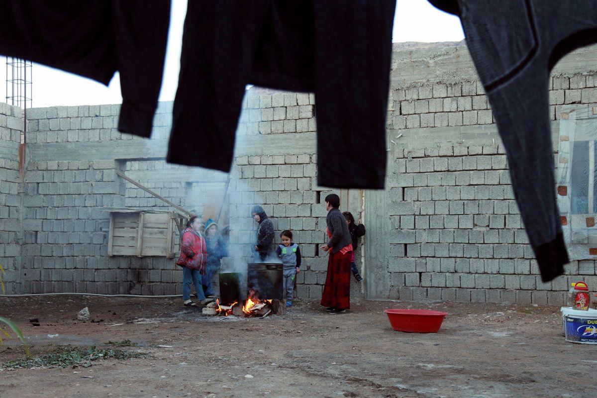Comunidade yazidi é perseguida pelo Estado Islâmico|REUTERS  ARI JALAL