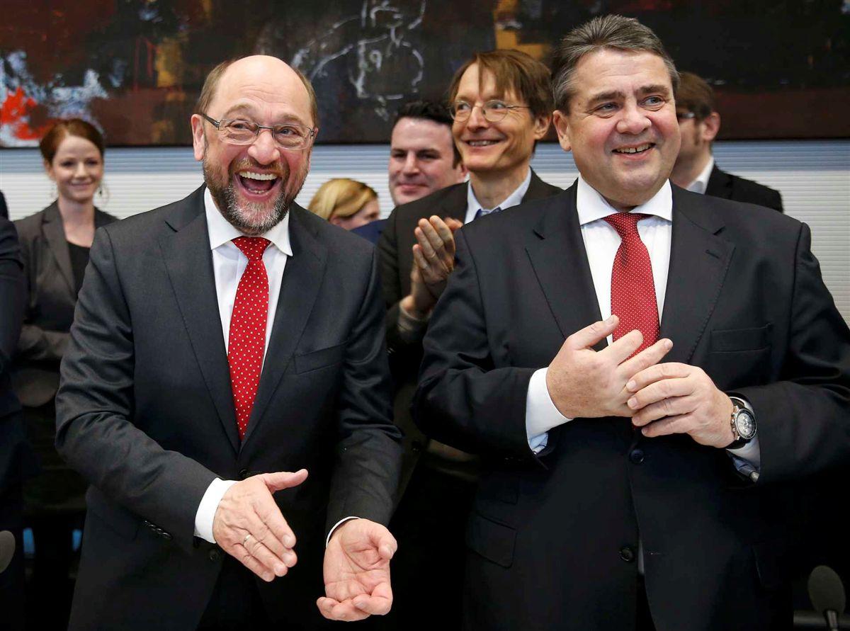 Martin Schulz concorre a primeiro-ministro da Alemanha