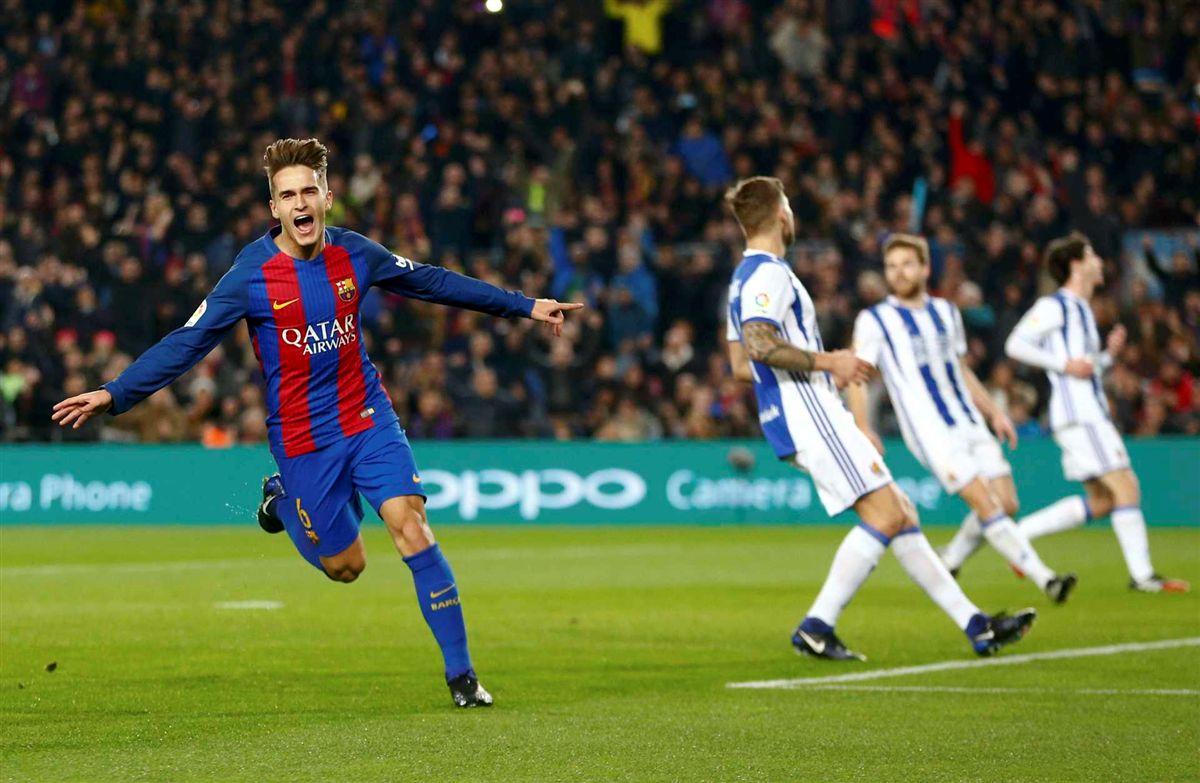 Barcelona vai às semifinais da Copa do Rei