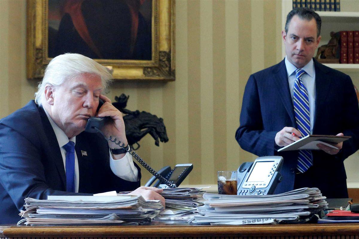 Trump falará no sábado por telefone com Hollande, Merkel e Putin