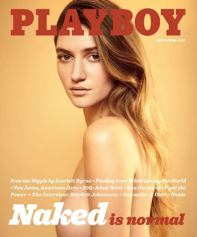 Playboy regressa às origens: