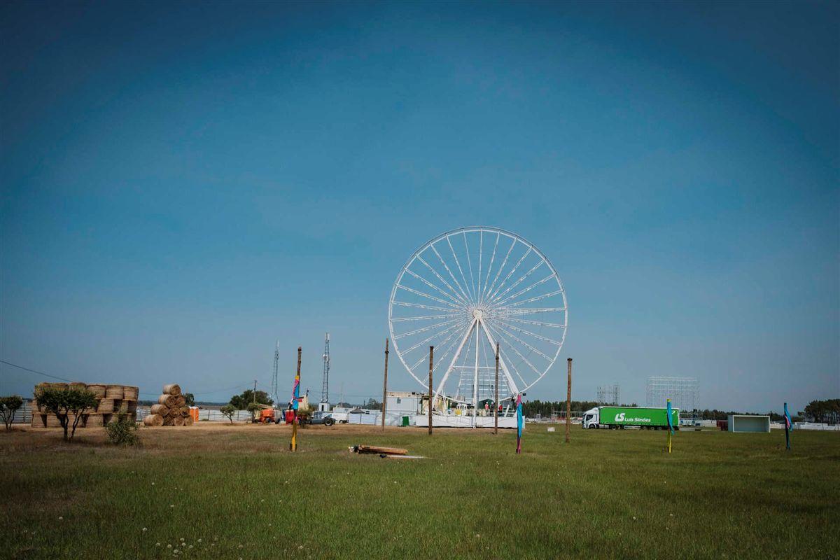 A grande festa do verão — Festival Meo Sudoeste