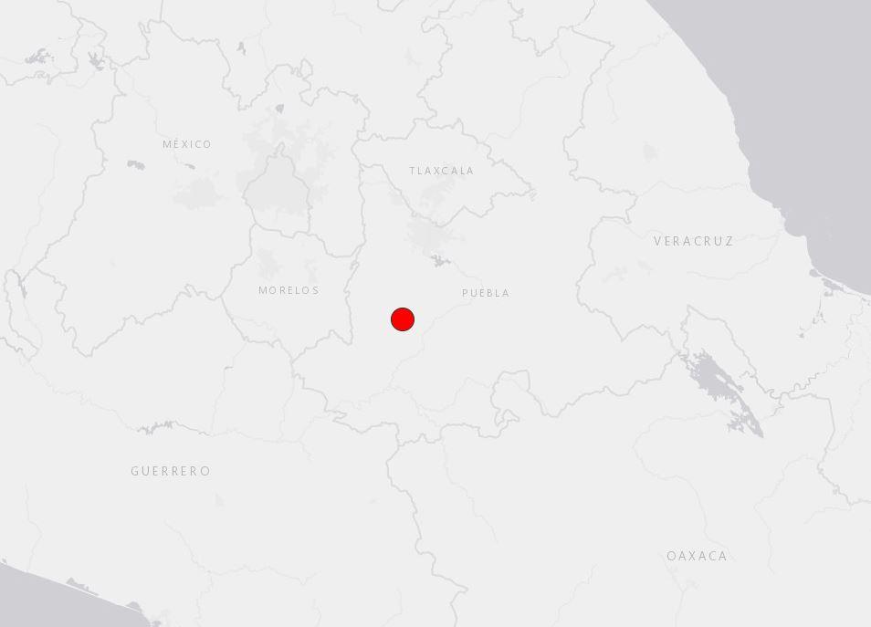 Novo sismo de magnitude 5,9 registado no México