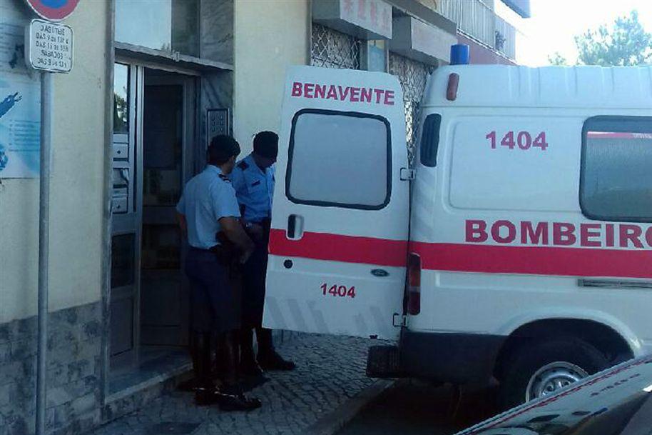 Homem mata mulher e suicida-se em Samora Correia