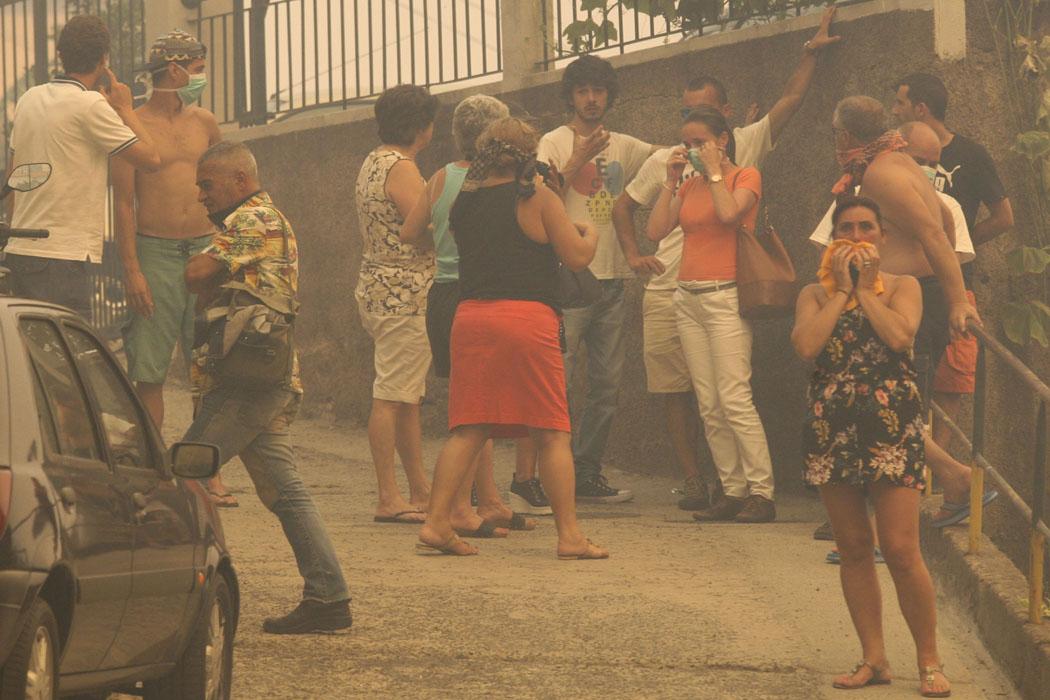 Três mortos confirmados, um desaparecido e mil deslocados — Incêndio na Madeira