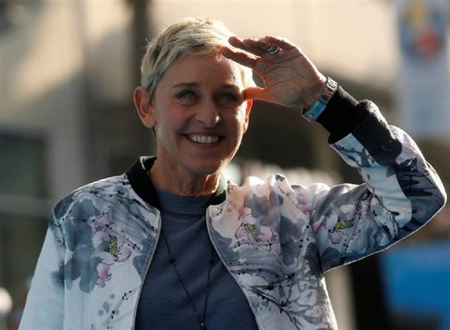 Ellen DeGeneres é acusada de racismo após montagem com Bolt