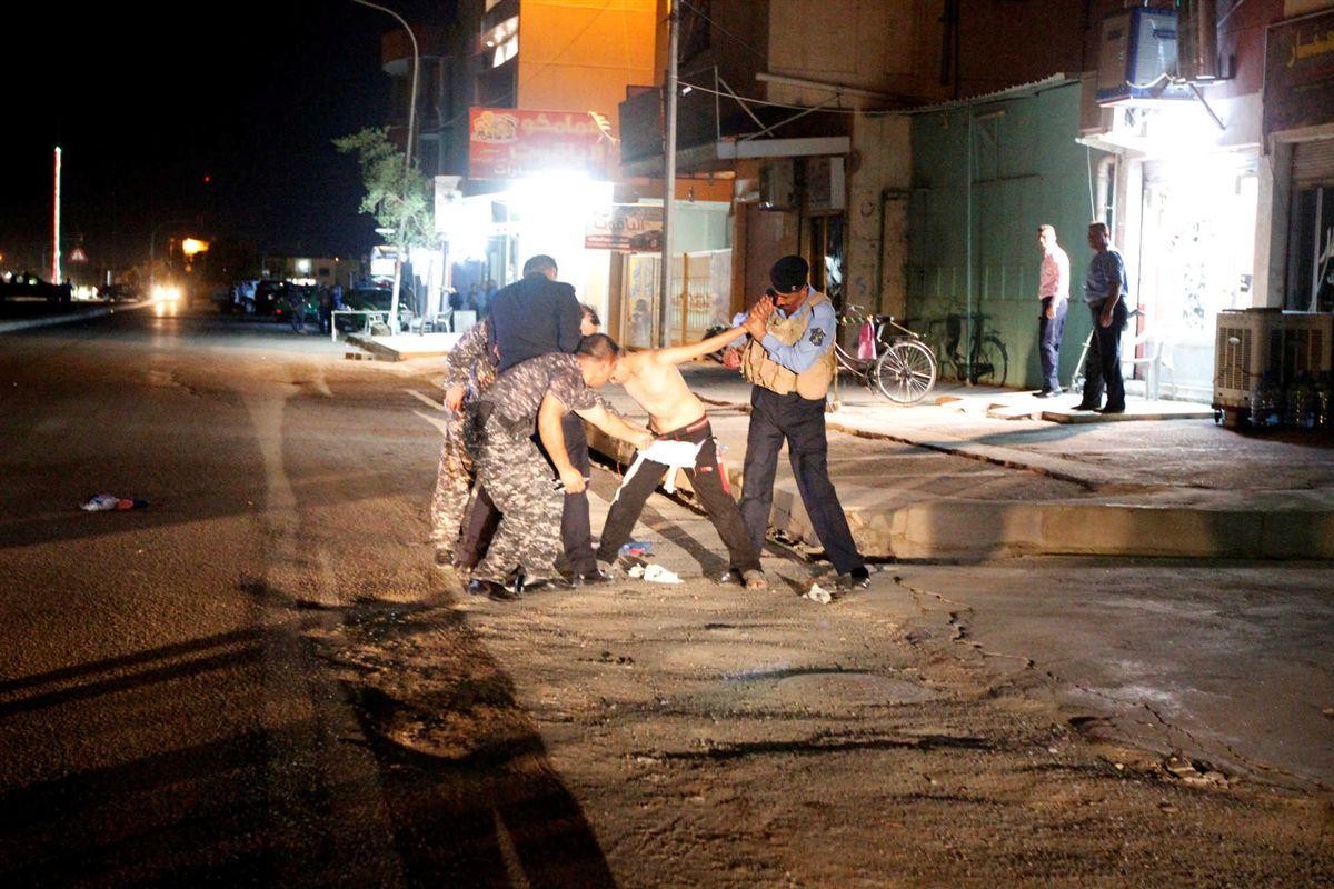 Jovem foi sedado pelo EI antes de tentar atentado no Iraque