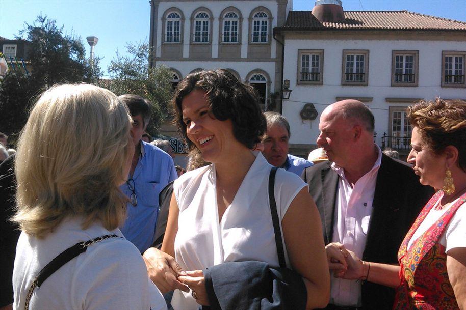 Assunção Cristas é candidata à Câmara de Lisboa em 2017