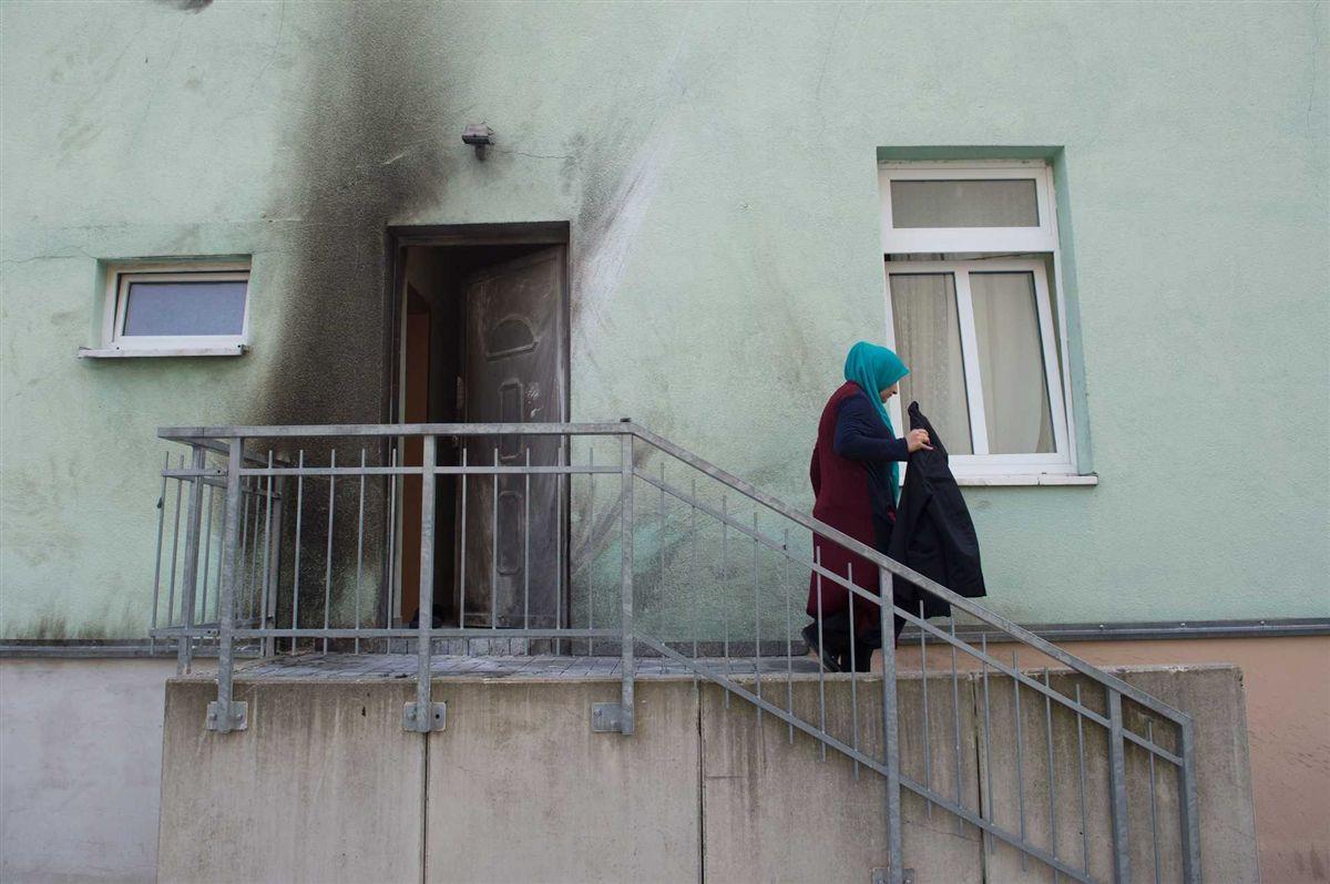 Dresden, na Alemanha, é alvo de duas explosões