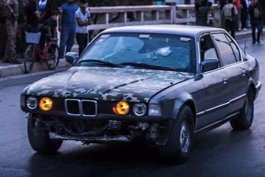 Resultado de imagem para O BMW à prova de bala que salva pessoas dos snipers do ISIS