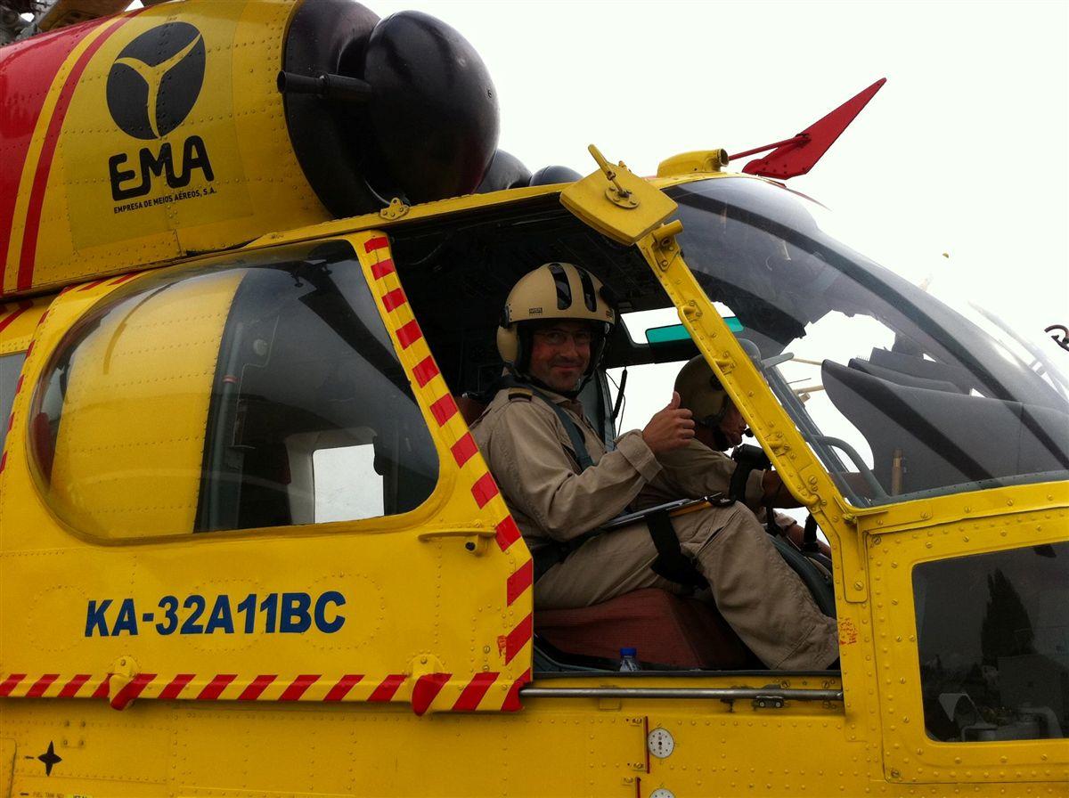 Acidentes com aeronaves já causaram oito mortos este ano Ng8745546