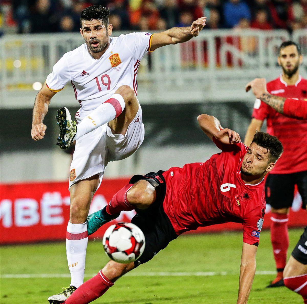 Piqué deixa a La Roja depois do Mundial
