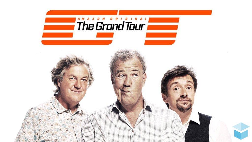 Resultado de imagem para THE GRAND TOUR