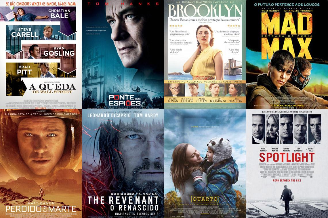 Nomeações para os Óscares 2016: Será este o ano de Leonardo DiCaprio?