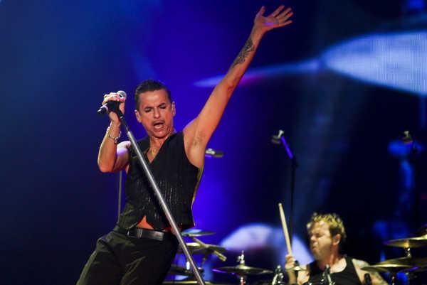 Depeche Mode no NOS Alive 2017