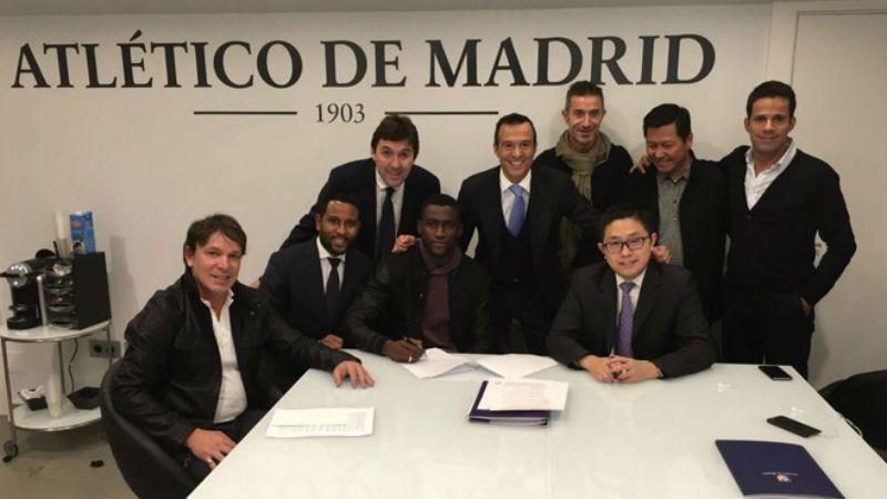 Jackson Martínez vai para a China por 42 milhões