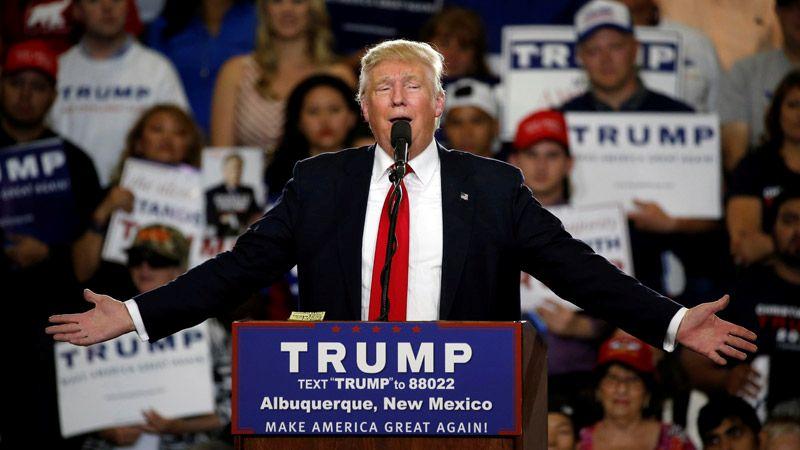 Trump vence primárias republicanas do estado de Washing…