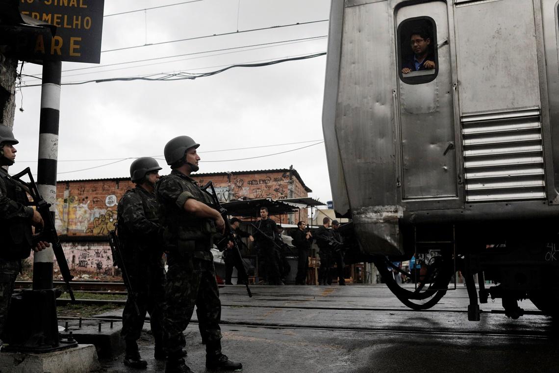 Dias de violência no Rio de Janeiro Ng8748356