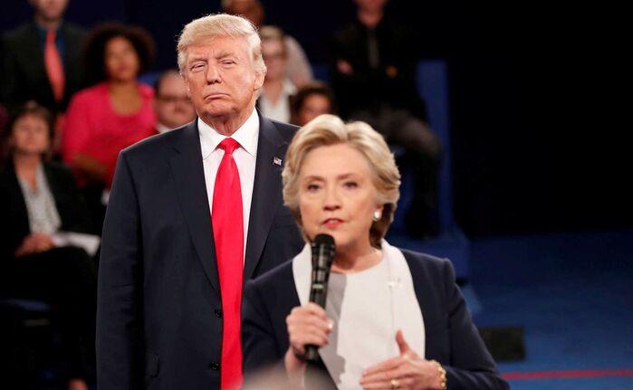 Eleições EUA Clinton Trump