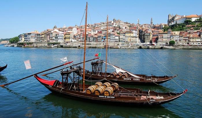 Melhor destino Europeu 2017 - Porto Image