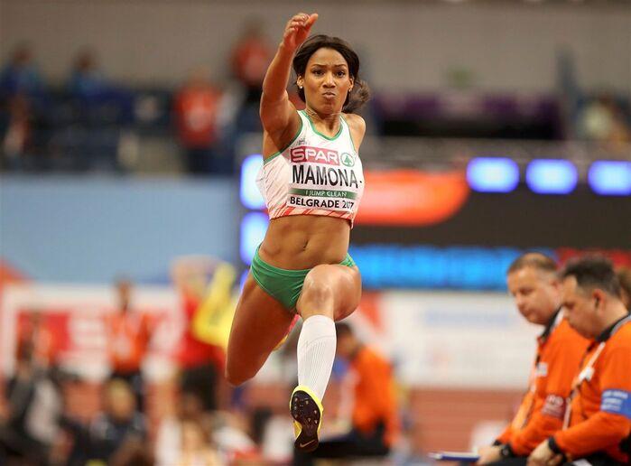 Resultado de imagem para Patrícia Mamona conquista prata nos Europeus de atletismo