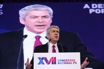 """Sócrates: """"PS está decidido a vencer as próximas eleições"""""""