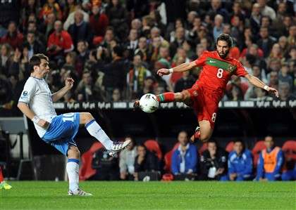 Portugal apurado para o Euro 2012