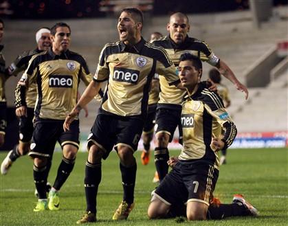 O pior Benfica da época vence Marítimo com sorte (0-1)