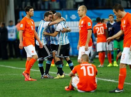 Argentina e Alemanha reeditam finais de 1986 e 1990