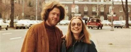Hillary Clinton: Quis ser astronauta, ganhou um Grammy. Ah, e foi republicana