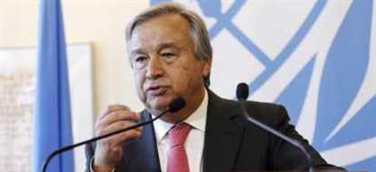 "Guterres diz que crise é ""gerível"" mesmo com sistema de asilo caótico"
