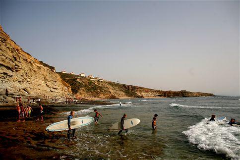Ericeira é primeira reserva mundial de surf da Europa