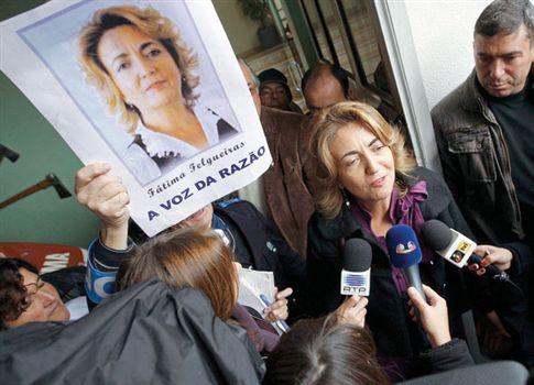Fátima Felgueiras já só tem de explicar o que fez a 177 euros