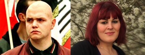 Ex-skinhead mudou de sexo e candidatou-se ao Parlamento