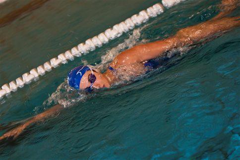 Dois recordes nacionais de natação para Sara Oliveira em Eindhoven